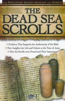 The Dead Sea Scrolls: The Discovery Heard Around the World  -