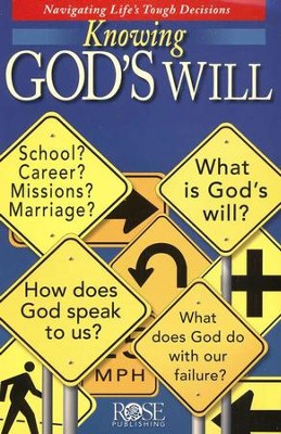 Knowing God's Will, Pamphlet   -