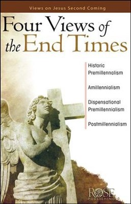 Four Views of the End Times - Pamphlet   -