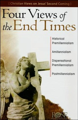 Four Views of the End Times Pamphlet - 5 Pack  -