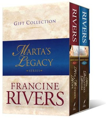 Marta's Legacy Series Boxed Set  -     By: Francine Rivers