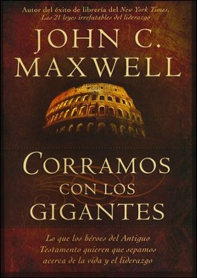 Corramos con los Gigantes  (Running with the Giants)  -     By: John C. Maxwell