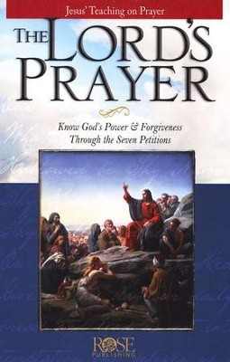 The Lord's Prayer, Pamphlet   -