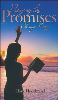 Praying the Promises Changes Things  -     By: Lloyd Hildebrand