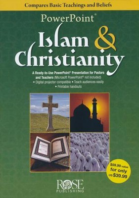 Islam & Christianity: PowerPoint CD-ROM  -