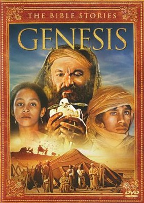 The Bible Stories: Genesis, DVD   -