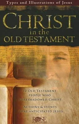 Christ in the Old Testament Pamphlet  -