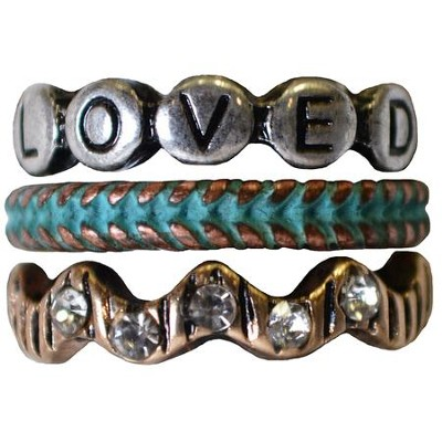 Loved Ring, Size 8  -