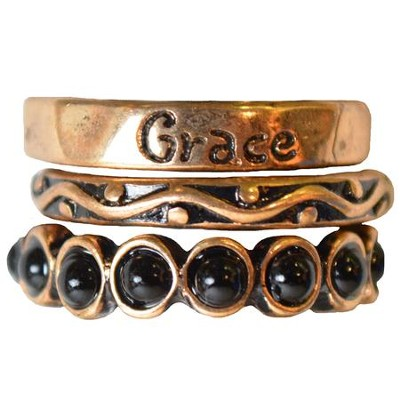Grace Ring, Size 7  -