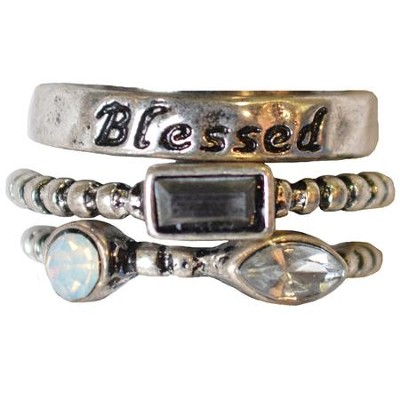 Blessed Ring, Size 6  -