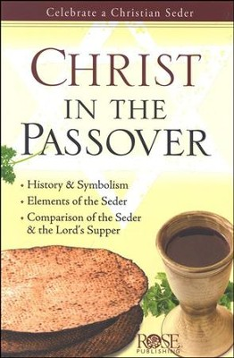 Christ in the Passover Pamphlet - 5 Pack  -