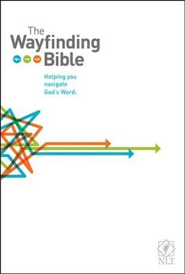 The NLT Wayfinding Bible, Hardcover  -     By: Doris Rikkers, Jeannette Taylor
