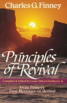 Principles of Revival - eBook  -     By: Charles Finney