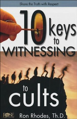 10 Keys to Witnessing to Cults, Pamphlet - 5 Pack   -