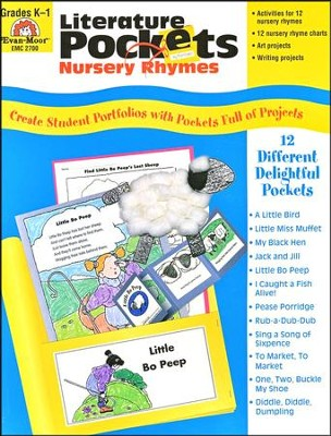 Literture Pockets: Nursery Rhymes, Grades K-1   -