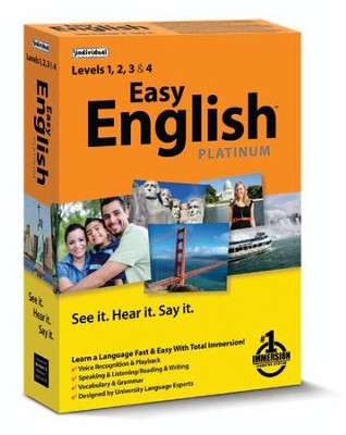 Easy English Platinum 11 CD-ROM   -