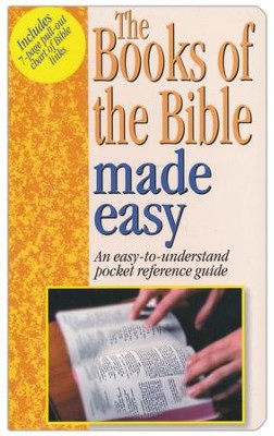 The Books of the Bible Made Easy   -     By: Mark Water