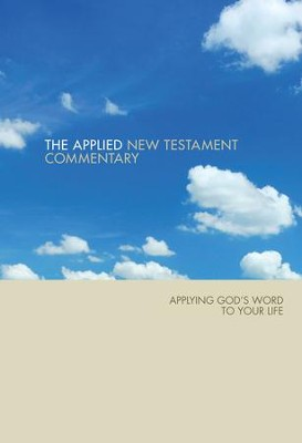 Applied NT Bible Commentary - eBook  -     By: Tom Hale, Steve Thorson