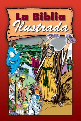 La Biblia Ilustrada, Enc. Dura  (The Picture Bible, Hardcover)  -     By: David Cook, Iva Hoth