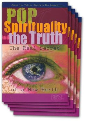 Pop Spirituality and the Truth, Pamphlet - 5 Pack   -