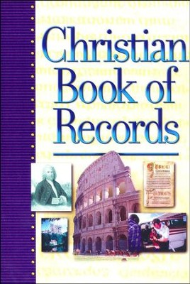 Christian Book of Records   -     By: Mark Water