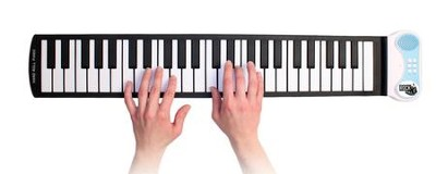 Flexible Roll-Up Piano  -