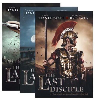 The Last Disciple Series, Volumes 1-3  -     By: Hank Hanegraaff, Sigmund Brouwer