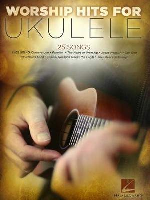Worship Hits for Ukulele  -