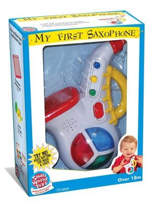 My First Saxophone  -