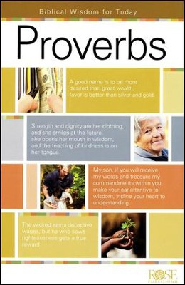Proverbs, Pamphlet   -