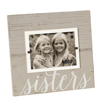 Sisters Photo Frame  -
