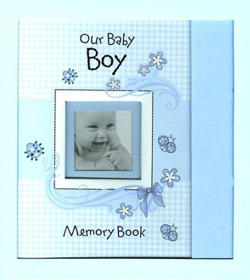 Our Baby Boy, Memory Book  -