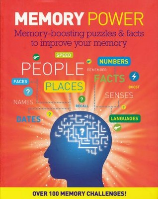 Memory Power  -     By: Parragon Books