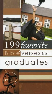 199 Favorite Bible Verses for Graduates   -