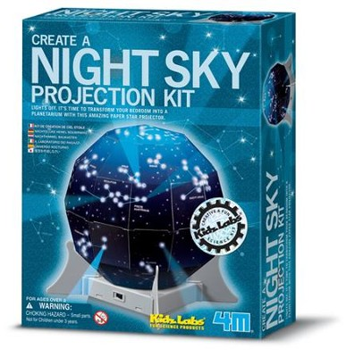 Create A Night Sky Projection Kit   -
