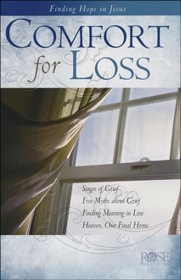 Comfort for Loss, Pamphlet   -