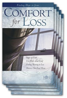Comfort for Loss Pamphlet - 5 Pack   -
