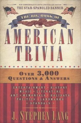 The Big Book of American Trivia  -     By: J. Stephen Lang