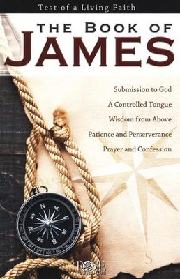 The Book of James, Pamphlet   -