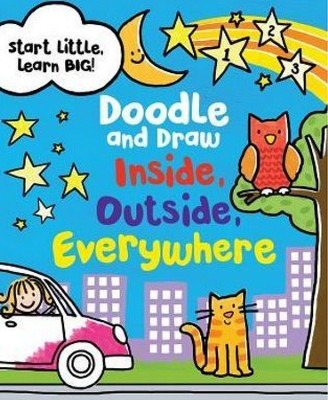 Big Doodle Pictures  -     By: Parragon Books