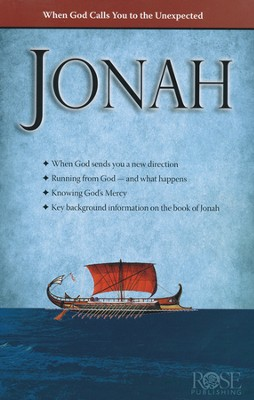 Jonah, Pamphlet - 5 pack   -
