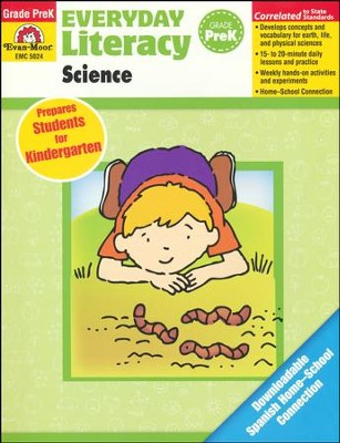 Everyday Literacy Science, Grade PreK   -
