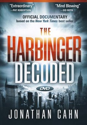 The Harbinger Decoded, DVD   -     By: Jonathan Cahn