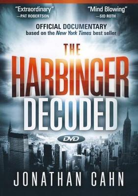 The harbinger decoded dvd jonathan cahn 9781621365235 the harbinger decoded dvd by jonathan cahn malvernweather Choice Image
