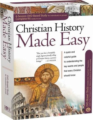 Christian History Made Easy - Complete Kit  -     By: Timothy Paul Jones