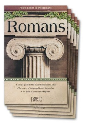 Romans, Pamphlet - 5 Pack   -
