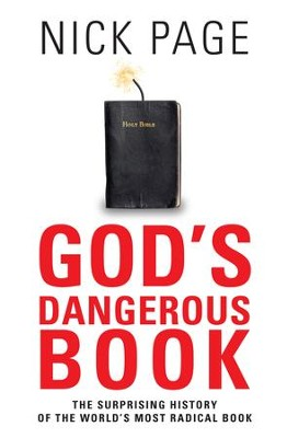 God's Dangerous Book: The Surprising History Of The World'd Most Radical Book - eBook  -     By: Nick Page
