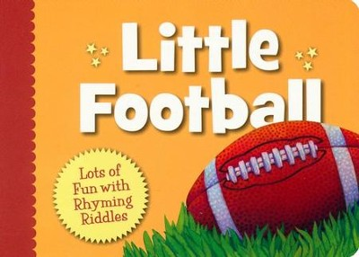 Little Football  -     By: Brad Herzog     Illustrated By: Doug Bowles