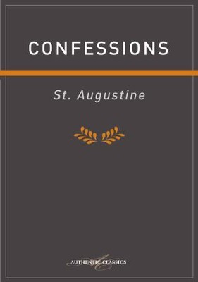 Confessions - eBook  -     By: Saint Augustine