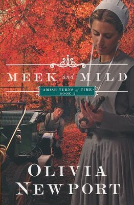 Meek and Mild, Amish Turns of Time Series #2   -     By: Olivia Newport